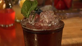 Cobbler Style Cocktail