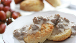Southern Sausage Gravy  Pass The Biscuits!