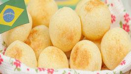 Pão de Queijo (Cheese Buns) Special Guest Rolê Gourmet