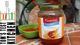 Salsa Review Campbell's Traditional Salsa