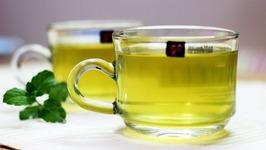 Mint Tea How to Make Refreshing Mint Tea  Pudina ke Chai