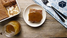 Apple Cake For Two Recipe - Le Gourmet TV 4K