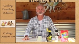 What Tools Do You Need To Clean A Grill And More  Q And A With Gary  Nov 3, 2016