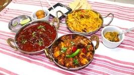 Diwali Meal Menu Under 45 Minutes With Shan Ready Mixes