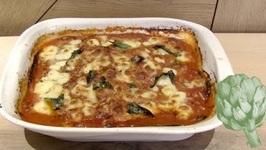 Traditional Eggplant Parmesan Recipe