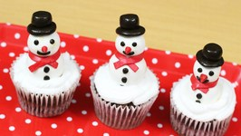 Snowman Cupcakes Christmas Special
