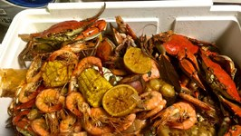 Annual Seafood Boil -New Cajun Rocket Pot