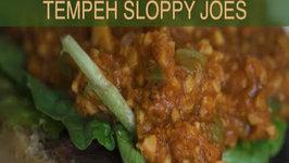 Tempeh Sloppy Joes Gluten-Free