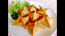 How to Easily Master Crab Rangoon at Home?