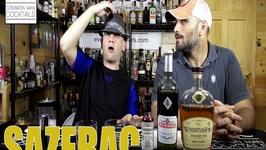 The Sazerac, New Orleans Cocktails
