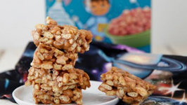 Green Berry Blast Treats from Bitsy's Brainfood - Snack for Kids