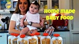 Home Made Baby Food