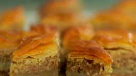 Sweet and Sticky Authentic Baklava