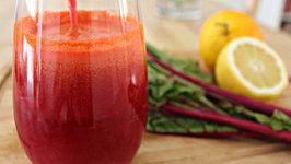 How to make Beet, Carrot, Orange and Lemon Juice