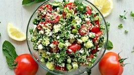 Salad Recipe Tabbouleh Salad