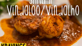Spicy And Delicious Shrimp Vindaloo or Vindalho