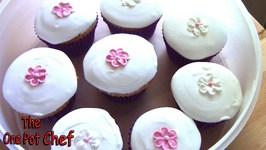 Royal Icing for Cupcakes  One Pot Chef