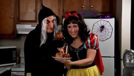 Caramel Apples -Happy Halloween