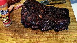 Suckle Buster's Baayum Habanero BBQ Rub on Beef Short Ribs