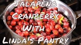 Jalapeno Orange Cranberry Sauce