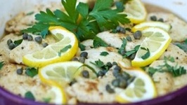 Easy Chicken Piccata For A Crowd