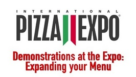 Demonstrations At The Expo- Expanding Your Menu