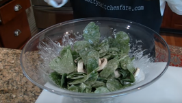 Spinach Salad Dressing Old Family