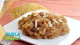 Lapsi, Fada ni Lapsi, Gujarati Broken Wheat Dessert