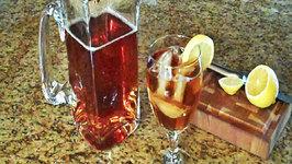 Sweet Decaffeinated Southern Ice Tea