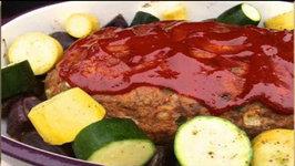 Cajun Meatloaf Grilling