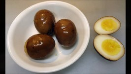 Japanese Food How to Make Nitamago Ramen Eggs