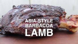 Asia Style Barbacoa Lamb (Pulled Lamb)