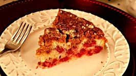 Mother's Day Rasberry Coffee Cake
