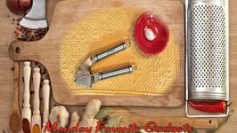 Monday Favorite Gadget - Innoo Tech Stainless Steel Garlic And Ginger Press