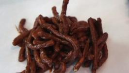 How to Make Chocolate Haystacks