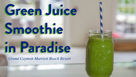 Green Goddess Juice Recipe- It's Like Juice and a Smoothie Combined