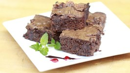 Maple Bacon Brownies