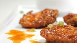 How To Make Crispy Maple Chipotle Hot Wings
