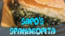 Sapo's Spanakopita