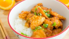 Orange Chicken - Chinese Takeout at Home Miniseries