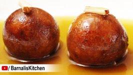 Sweet Potato Gulab Jamun Recipe - Simple and Easy Sweet