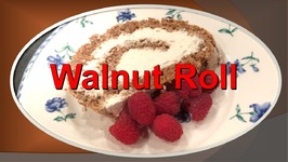 Walnut Roll - Quick And Easy