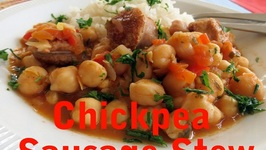 Chickpeas And Sausage