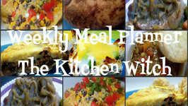 Meal Plan 3 - 7 Days of Quick Easy Dishes