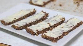 Homemade No-Bake Crunchy Granola Bar