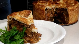 Beef And Guinness High Pie