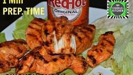 Buffalo chicken  Instant chicken appetizer  Spicy treat
