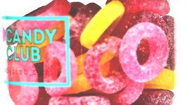Kids Taste Test Candy Club - Jelly Belly Soda Pop, Lemonade Rings and Ju Jube Coins