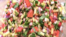 Garden Fresh Summer Salsa