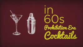 Prohibition era cocktails in 60 seconds Bloody Maria